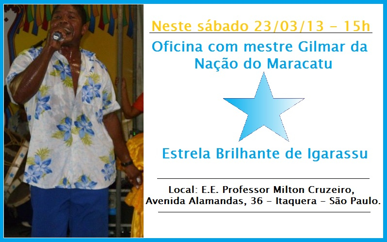 Oficina do Mestre Gilmar